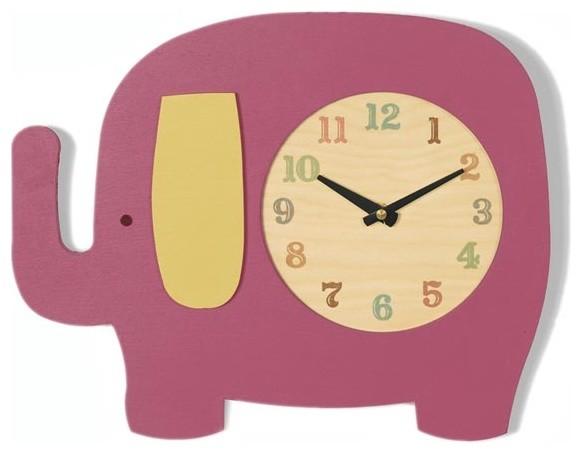 Children's Wall Clocks - Kids Clocks - chicago