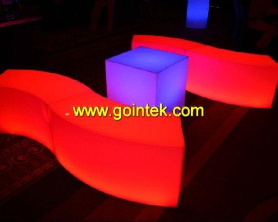 bar cube stool for nightclub -