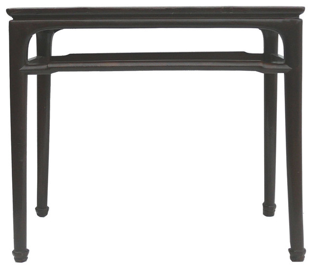 Chinese Antique Ming Style Prayer Altar Table - Asian - Console Tables ...