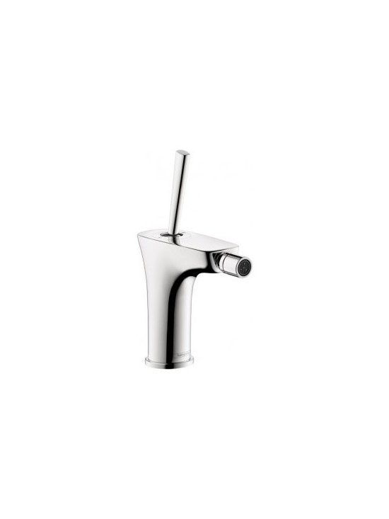 Hansgrohe PuraVida Single-Hole Bidet Faucet 15270001 - Ceramic cartridge