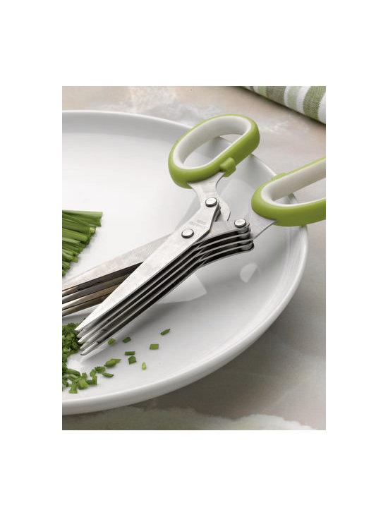 Herb Scissors -