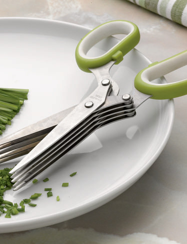 Herb Scissors contemporary-kitchen-shears
