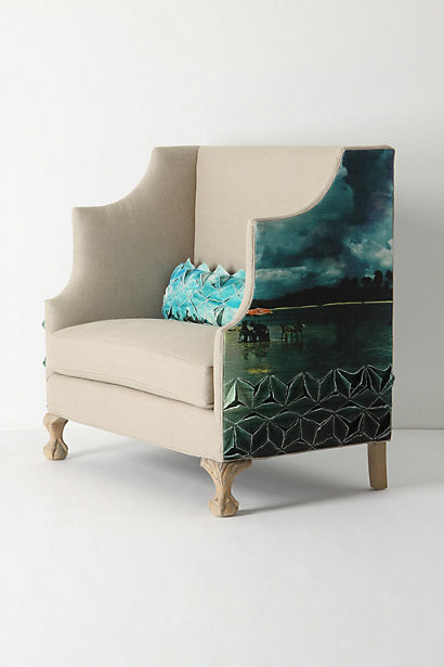 Greenfynch Settee, Padrina eclectic benches