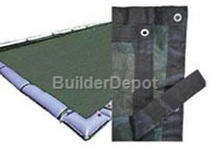Mesh Winter Cover for 30' x 50' Inground Pool modern-swimming-pools-and-spas