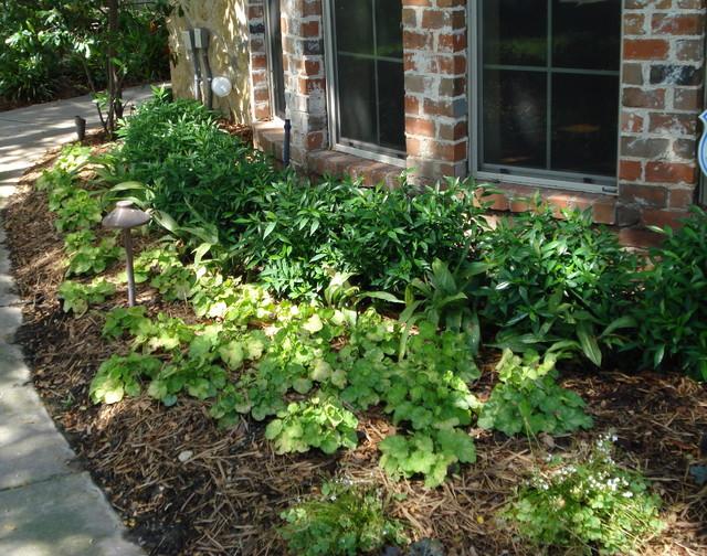 Shade garden for Small shade garden designs