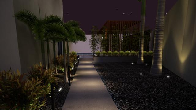 Villa in Riffa Views, Bahrain rendering