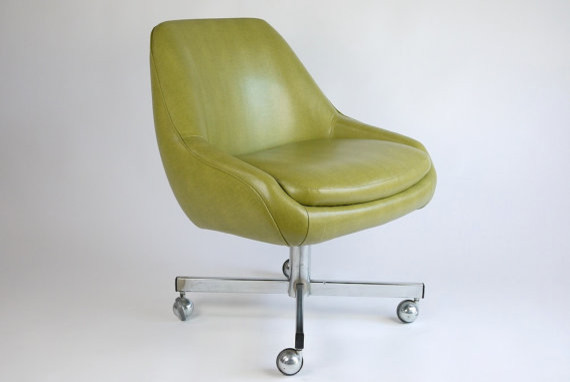 The Green fice Chair by Mend Modern fice Chairs
