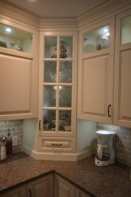 The House that Jane Built traditional-kitchen-cabinets