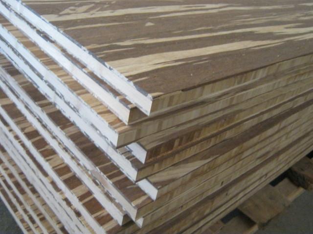 Strand Woven Tiger Bamboo Panels Bamboo Plywood