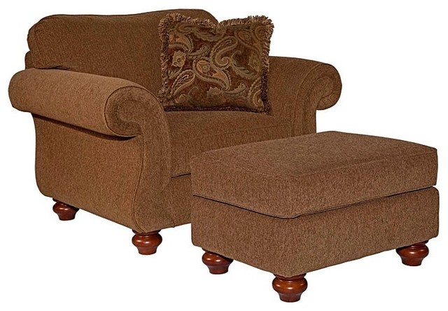 Broyhill Claira Chair And Ottoman Set 014643 0q 5q