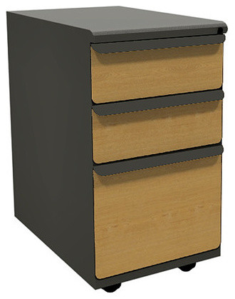 Zapf Mobile Pedestal File Cabinet modern-home-office-products