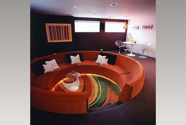 Crystaltech roger hirsch architect for 70s apartment design
