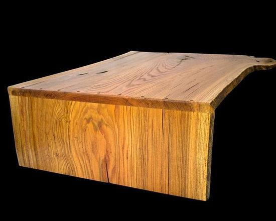 Oak Timber Coffee Table - Robin Wade