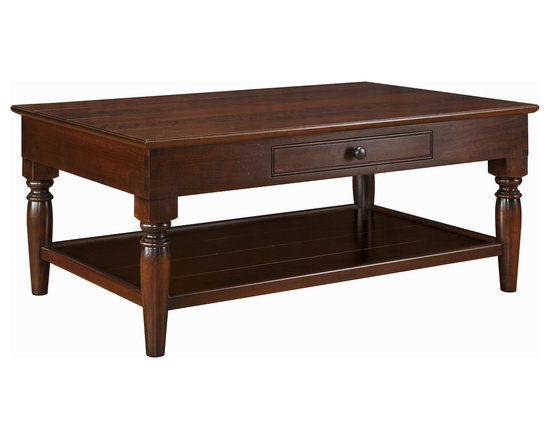 Stickley Livingston Coffee Table 72135 -