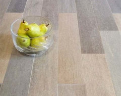 """Vintage Wood Planks- Porcelain Tile 5""""x24"""" contemporary-wall-and-floor-tile"""