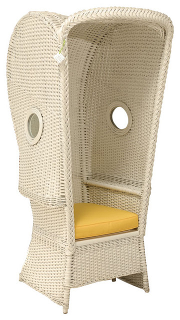 Heywood Wakefield Beach Chair Modern Patio Furniture