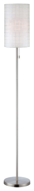 Lite Source LS-82157 Gavino Floor Lamp transitional-floor-lamps