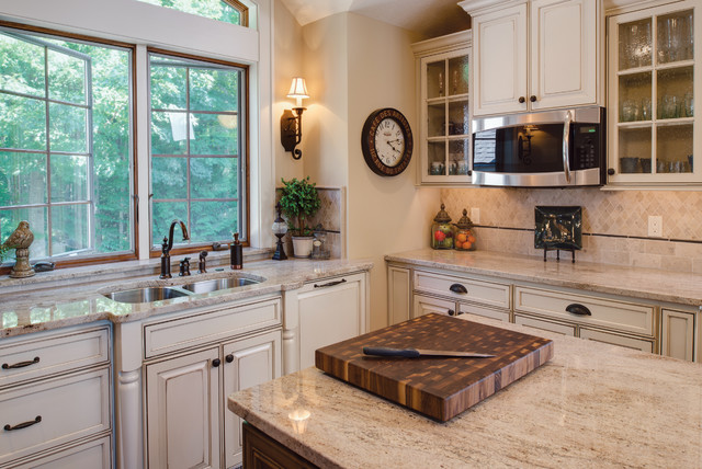 StarMark Cabinetry at Designs by Dawn in Petosky, Michigan - Traditional - Kitchen - other metro ...