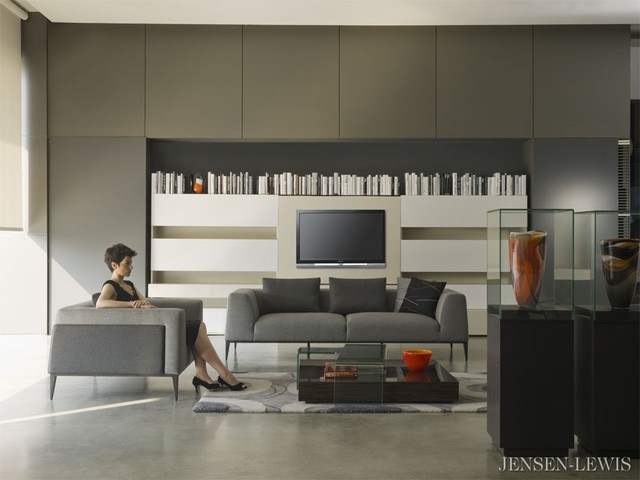 Taylor Sectional Sofa contemporary-sectional-sofas