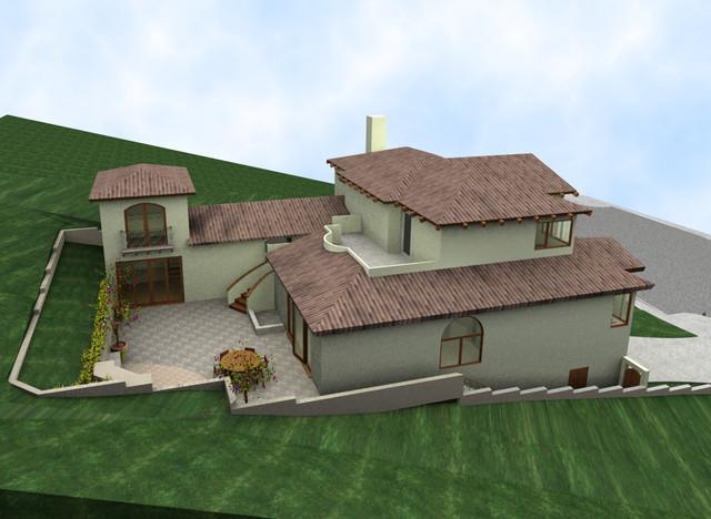 Shea Residence mediterranean