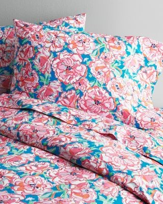 Lilly Pulitzer Perfectly Printed Percale Bedding Duvet