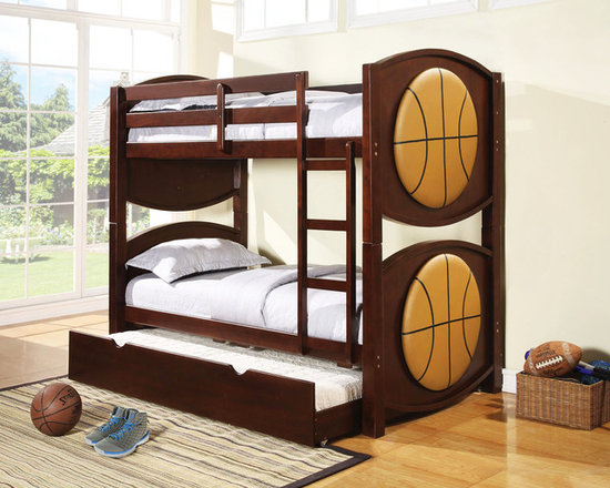 Basketball Bunk Bed -