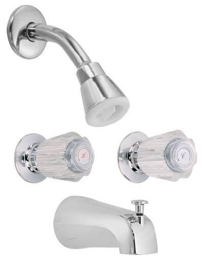 Tub And Shower Faucet Components Chrome Asian Tub And Shower Faucet Sets