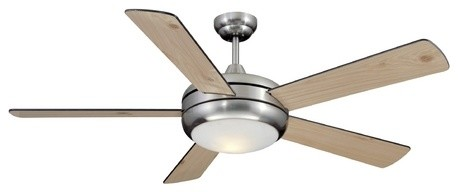 Ellington E-TIT52SCH5LKRCI Titan Fan With Light traditional-ceiling-fans