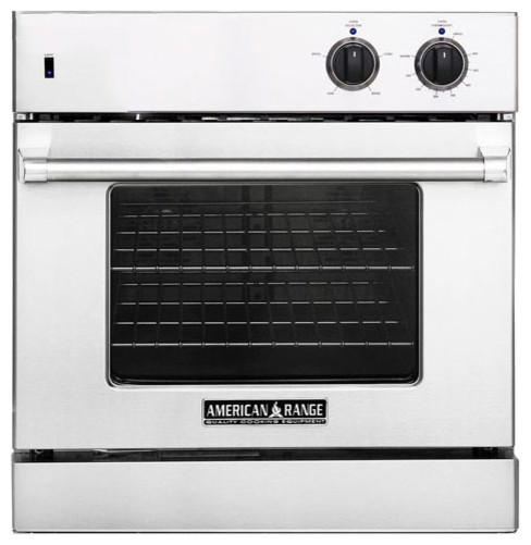 american range 30 quot legacy gas wall oven stainless steel arosg 30 ovens los angeles by