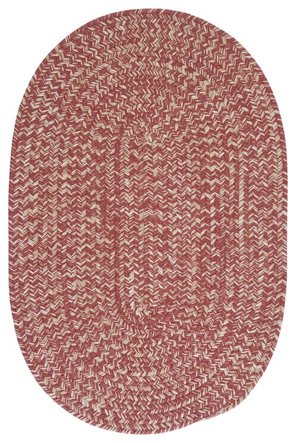 Tremont, Rosewood Rug, 3'X5' farmhouse-rugs