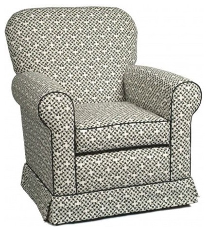 Little Castle Heritage Glider traditional-rocking-chairs