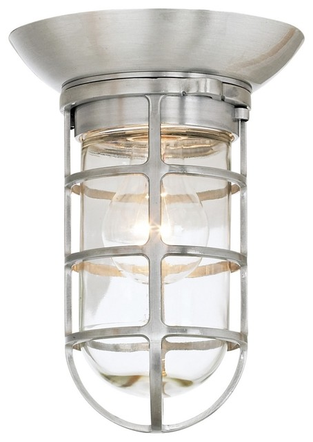 Retro Industrial Outdoor Ceiling Light contemporary ceiling lighting