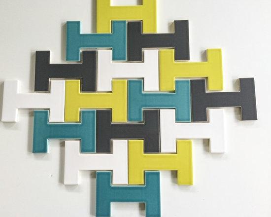 Modwalls Kiln Ceramics I-Beam -