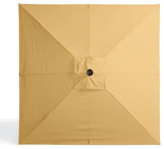 Replacement Canopy for Square Market Patio Umbrella in Sunbrella Blue ...