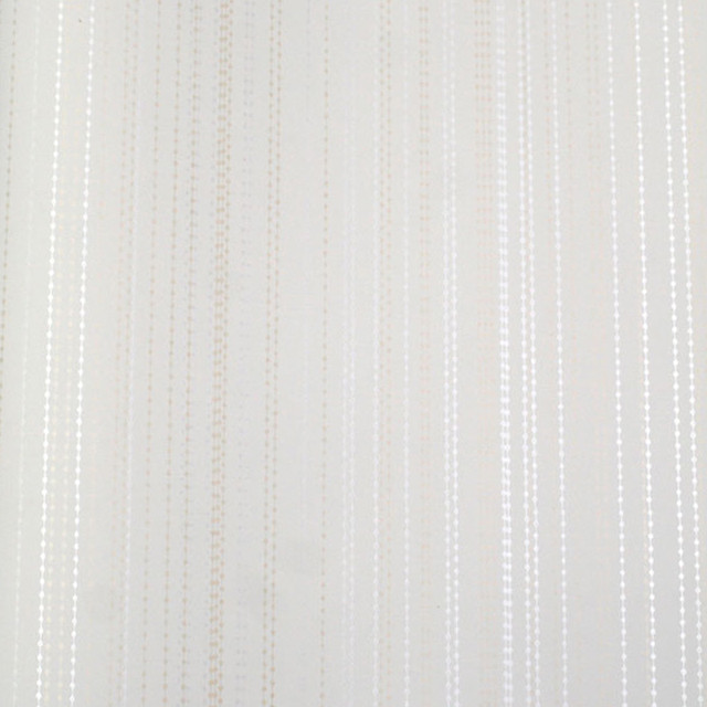 Astek Mood Living Dot Chain Gold and Silver on White Wallpaper contemporary-wallpaper