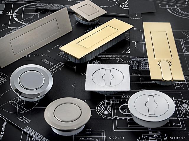 Handles & Pulls - Door Hardware modern-hardware