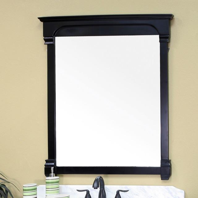 Bellaterra Home Espresso Finish 42 inch Mirror