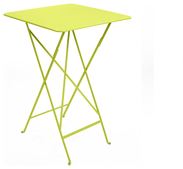 Fermob Bistro High Table contemporary-outdoor-pub-and-bistro-tables