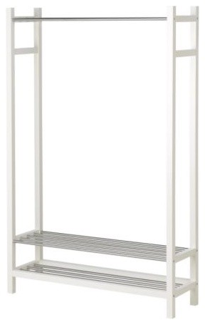 TJUSIG Clothes/shoe rack - Contemporary - Clothes Racks - by IKEA