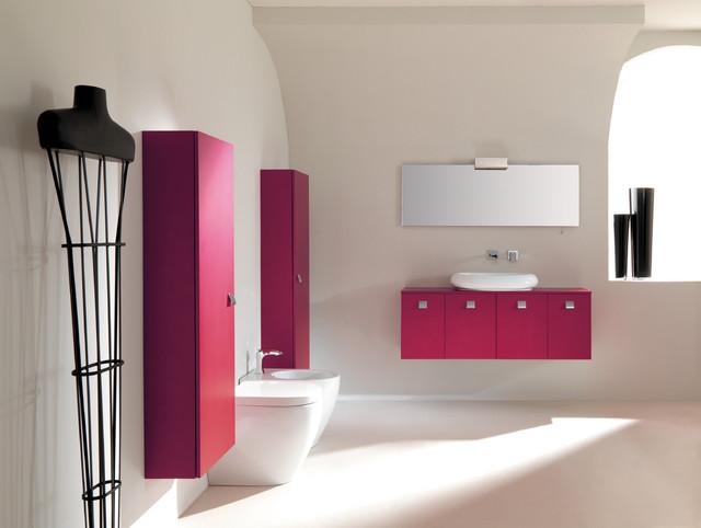 MODO Collection contemporary-bathroom-vanities-and-sink-consoles