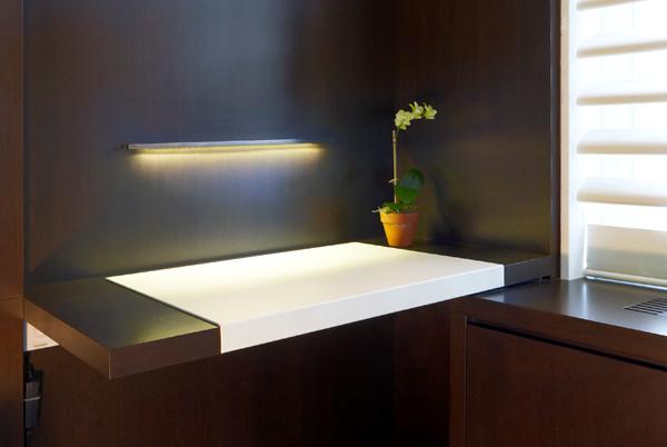 Leather Desk Cover - Modern - Desk Accessories - new york ...