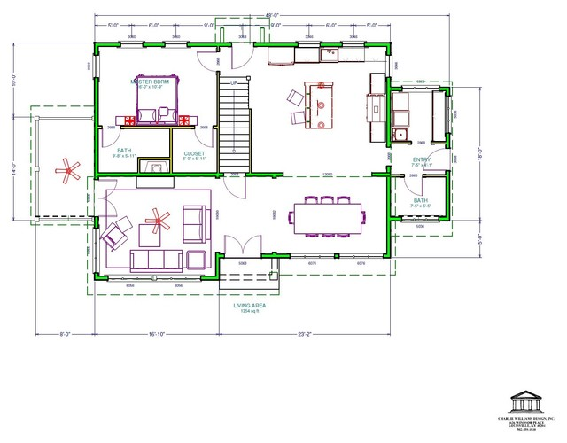 Farmhouse - Modern farmhouse floor plans ...