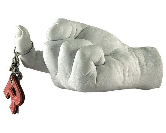 Wall-Mounted Hand -