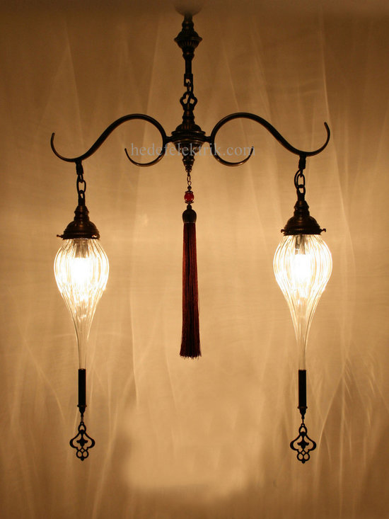 Decorative Ottoman Style Chandelier Lighting - *Code: HE-94527_26