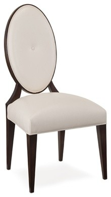 Courtney Dining Chair by John Richard contemporary-dining-chairs