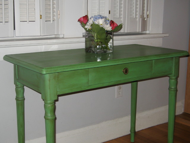 Custom Rustic Furniture eclectic-side-tables-and-end-tables