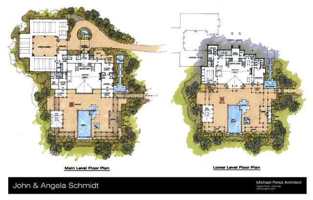 Site Floor Plan Schmidt Club House Man Cave