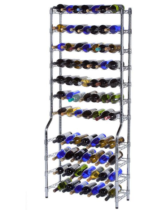 Epicurean Wine Storage System, 11 Row Rack -