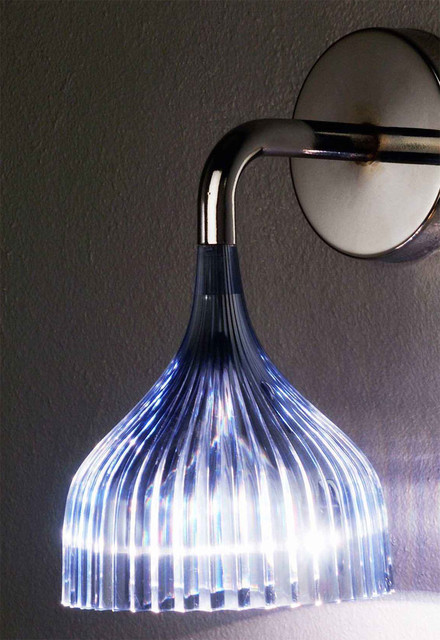 Kartell - E Wall Sconce modern-wall-lighting