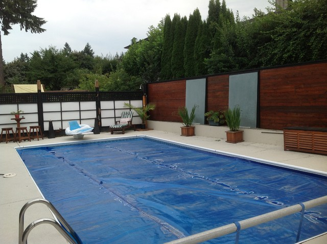 Our Haus contemporary-pool